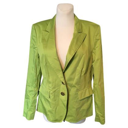 Basler green blazer