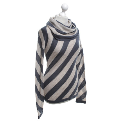 Armani Jeans Sweater with stripes pattern