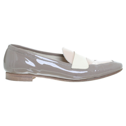 Other Designer  Attilio Giusti Leombruni - patent leather slipper