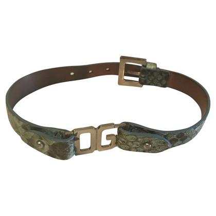 Dolce & Gabbana collana girocollo