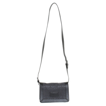 Calvin Klein Shoulder bag in dark gray