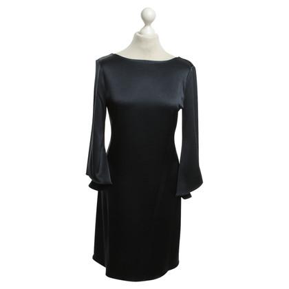 Diane von Furstenberg Abendkleid in Dunkelblau