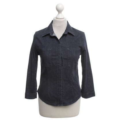 DKNY Jeans blouse in blue
