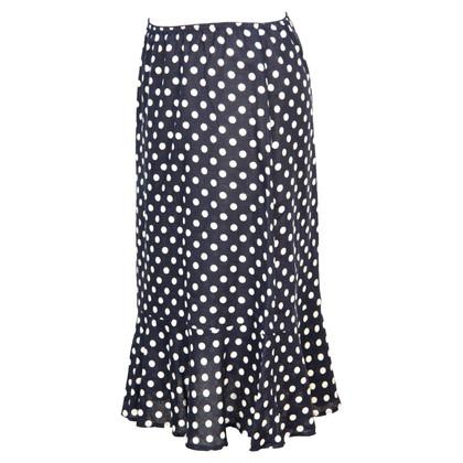Hobbs Spotted skirt
