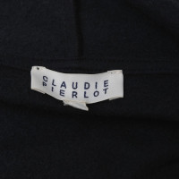 Claudie Pierlot Sweatshirt in dark blue