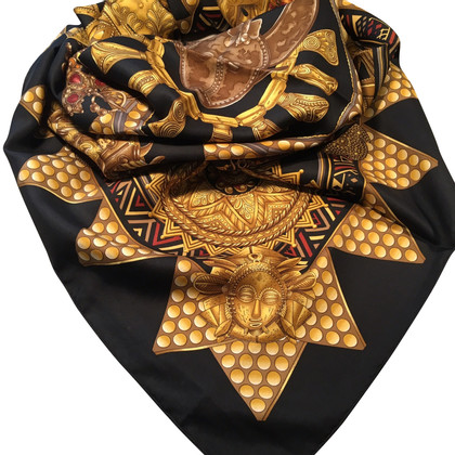 Hermès tissu Vintage