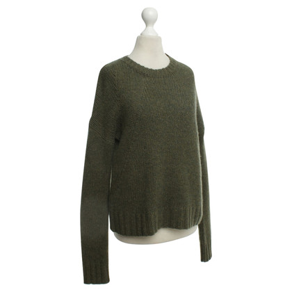 360 Sweater Cashmere sweater in green