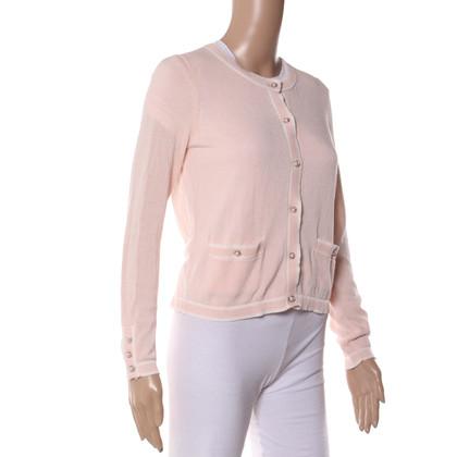 Claudie Pierlot Vest in roze