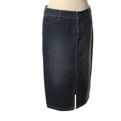 Gucci Jeans-skirt in blue