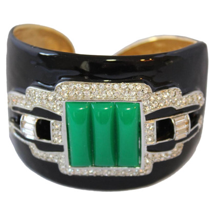 Kenneth Jay Lane Deco armband