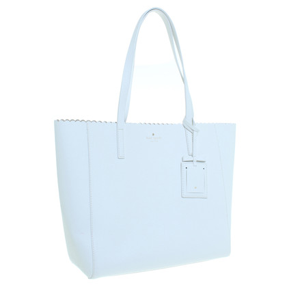 Kate Spade Shoppers in wit