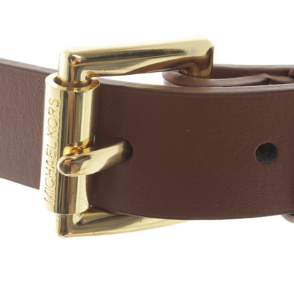 Michael Kors riem Brown