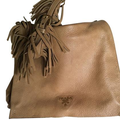 Prada Handtasche mit Fransen
