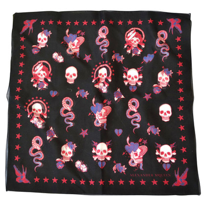 Alexander McQueen Cloth with pattern