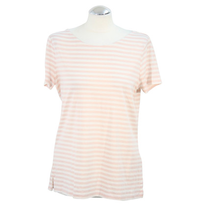Hobbs Striped Top in rosa