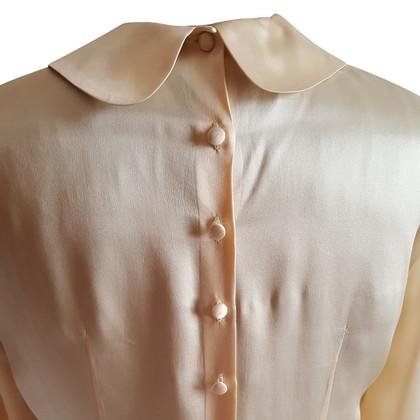 Anna Sui zijden blouse