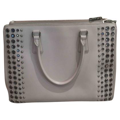 Prada Handbag with gemstone trim