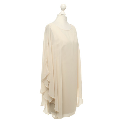 Halston Heritage Dress in beige