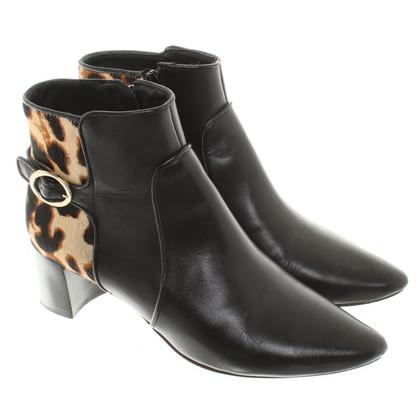Diane von Furstenberg Boots in Black
