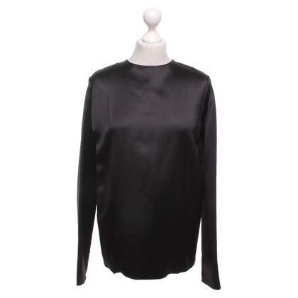 Nina Ricci Blouse shirt in dark brown