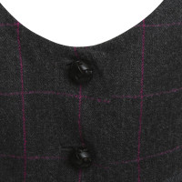 Diane von Furstenberg Waistcoat in grey / Pink