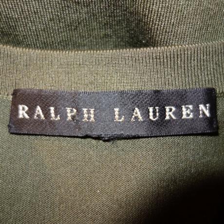 Ralph Lauren in Black Kleid Label Lauren Black Khaki Ralph Khaki Label UOUqAR6