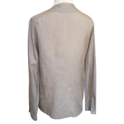 Etro Bluse aus Seide und Baumwolle