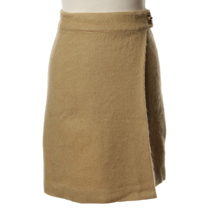 Michael Kors Wrap skirt in beige