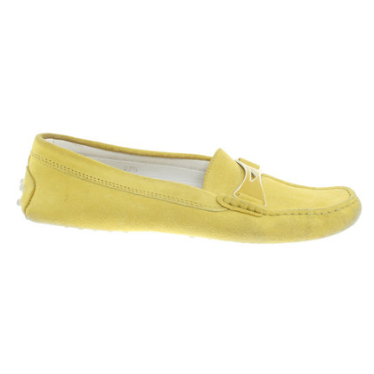 Tod's Loafer in Gelb