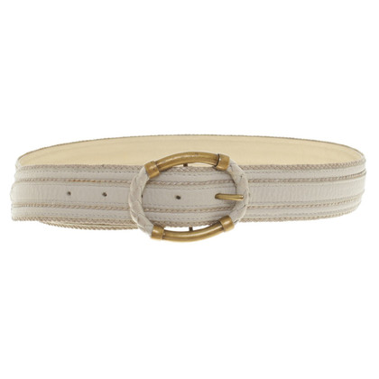 Bottega Veneta Belt in Beige