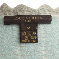 Louis Vuitton Cashmere cardigan with pattern