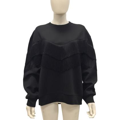 Stella McCartney Sweatshirt in black