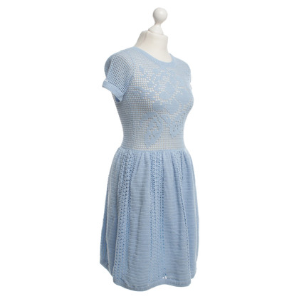 Manoush Crochet dress in blue