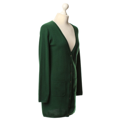 FTC Cardigan in green