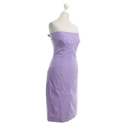Valentino Bandeau dress in lilac