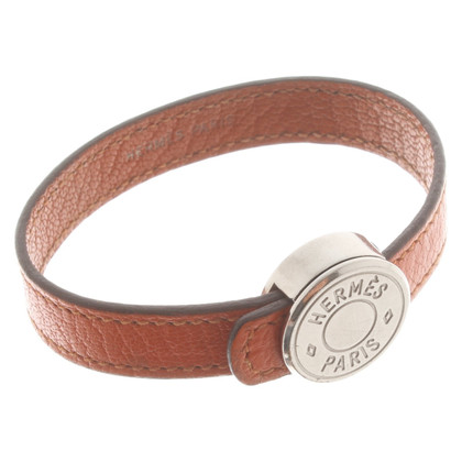 Hermès Leren armband