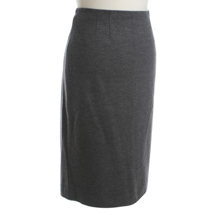 St. Emile St-Emile skirt in wool optics