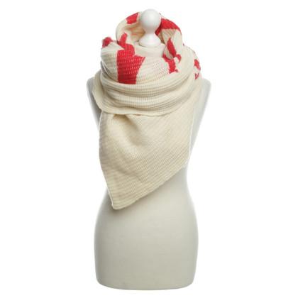 Iheart Kasjmier sjaal in crème