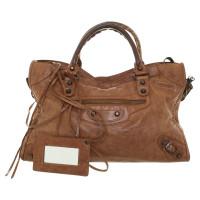 Balenciaga Handbag in brown