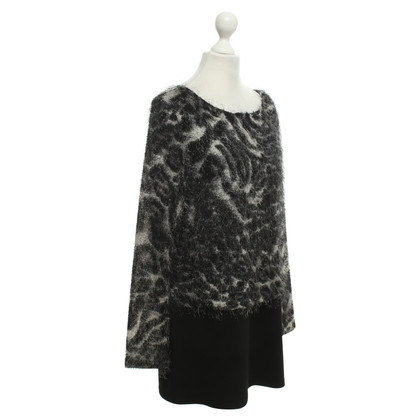 Other Designer Joseph Ribkoff - top with pattern