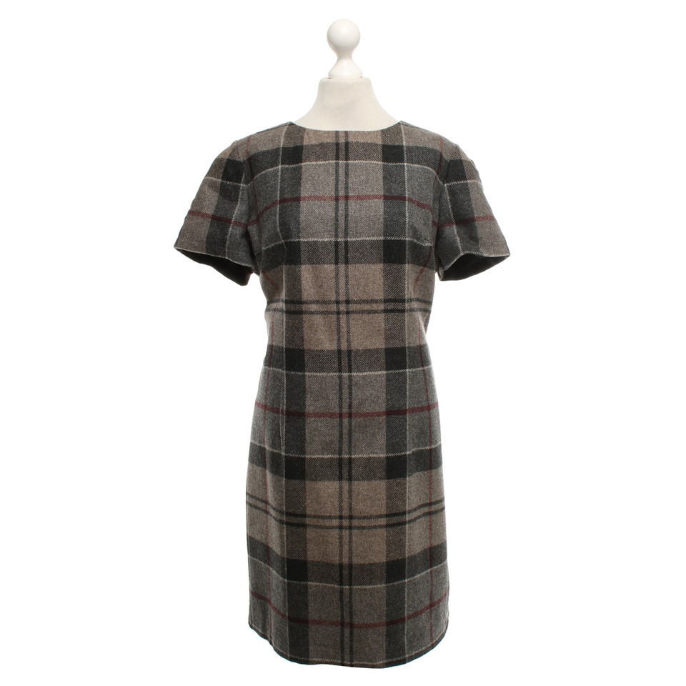 Barbour Dress with checked pattern