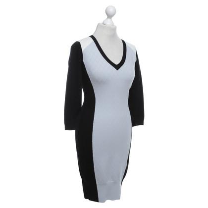 Karen Millen Gebreide jurk Tricolor
