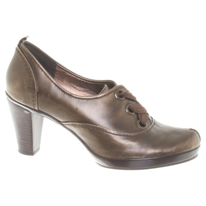 Clarks Color oro pumps