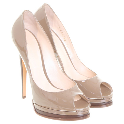 Casadei Pumps in Braun