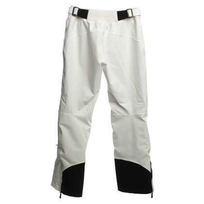 Moncler Ski Broek in White