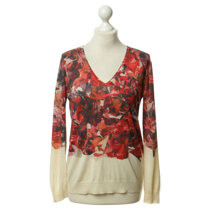 Paul Smith Pullover mit Blumenprint