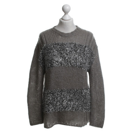 Stefanel Sweater in grey
