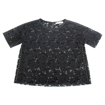 Valentino Shirt made of lace