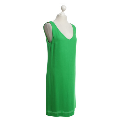 Marni Dress in neon green