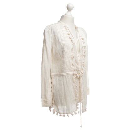 By Malene Birger Blusa in crema